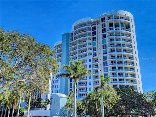 Photo of 990 BLVD OF THE ARTS #701, SARASOTA, FL 34236 (MLS # A4492726)