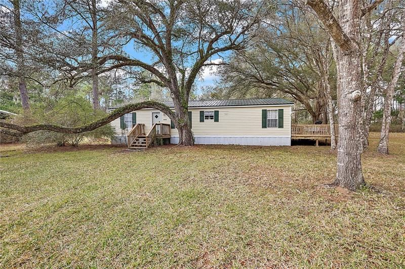Photo for 13464 NW 160TH AVENUE, MORRISTON, FL 32668 (MLS # OM614726)