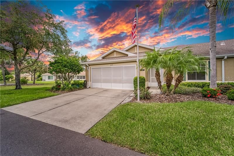 2127 GRANTHAM GREENS DRIVE #76, Sun City Center, FL 33573 - #: T3253726