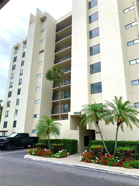 2616 COVE CAY DRIVE #202, Clearwater, FL 33760 - #: W7833726