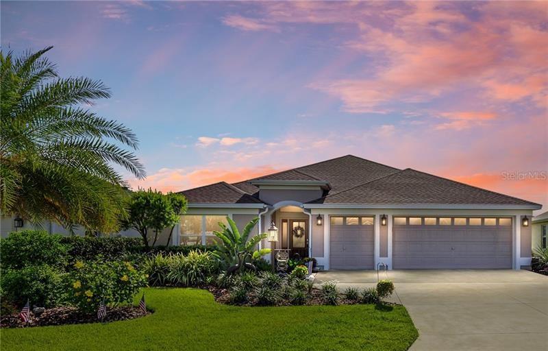 3441 RAGSDALE LOOP, The Villages, FL 32163 - MLS#: G5029727