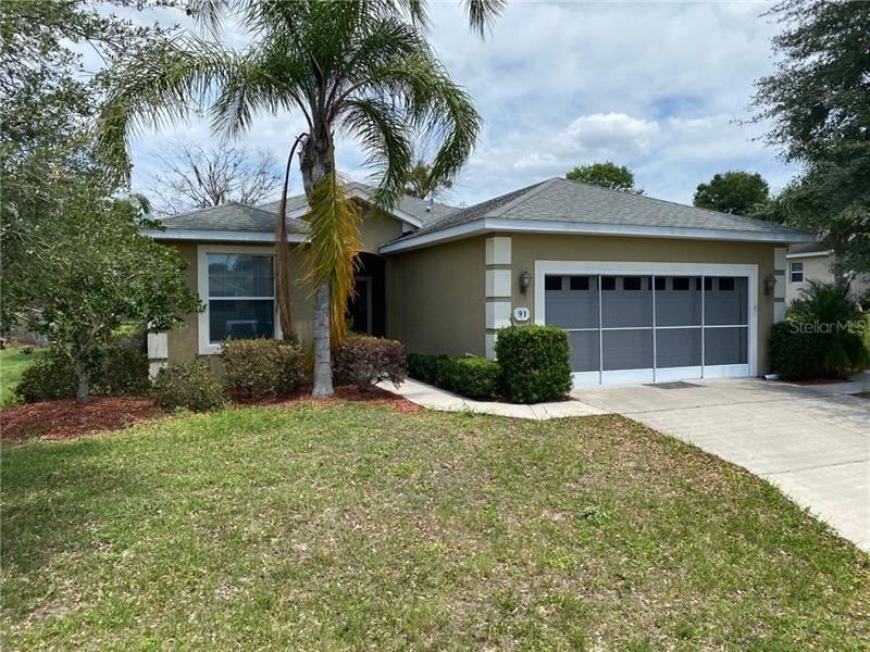 91 FAIRWAY CIRCLE, Umatilla, FL 32784 - #: G5028728