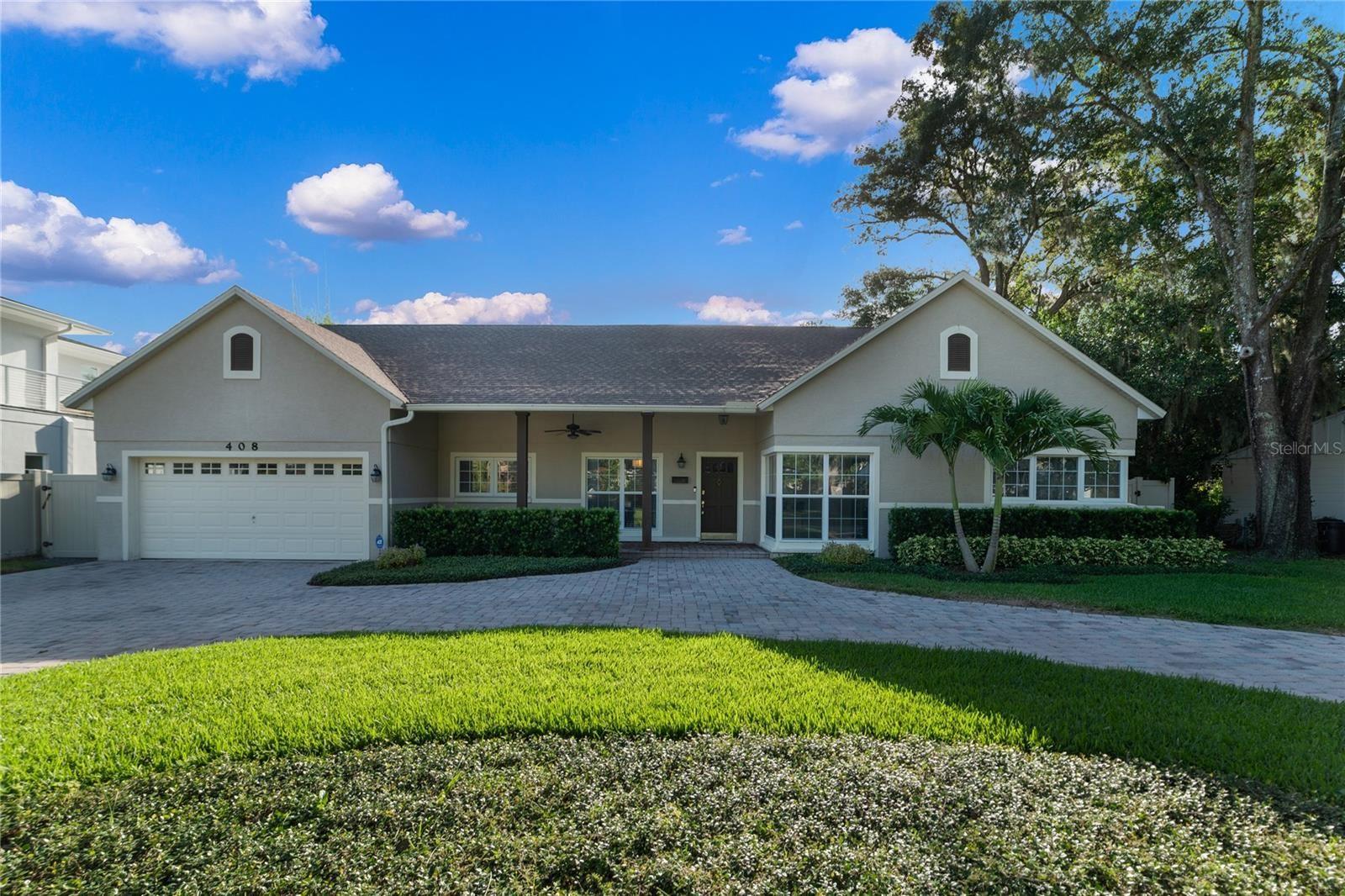 408 WORTHINGTON DRIVE, Winter Park, FL 32789 - #: O5972729