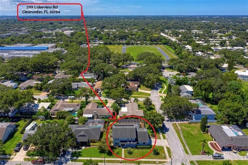 2119 LAKEVIEW ROAD, Clearwater, FL 33764 - #: U8089729