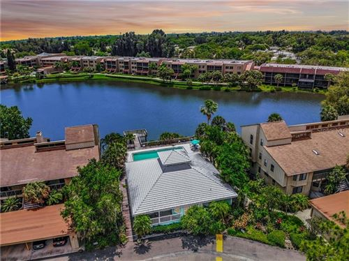 Photo of 5204 LAKE ARROWHEAD TRAIL #25, SARASOTA, FL 34231 (MLS # A4468730)