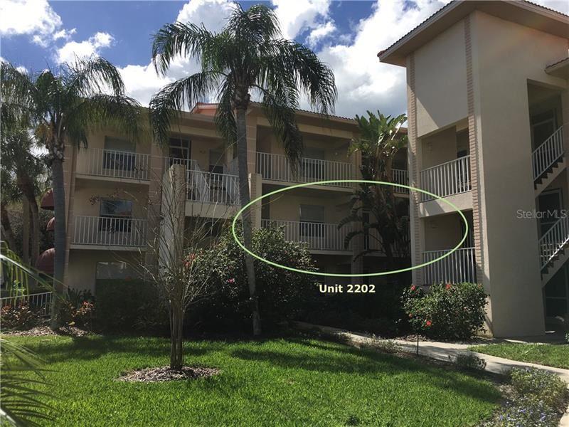 9320 CLUBSIDE CIRCLE #2202, Sarasota, FL 34238 - #: A4492730