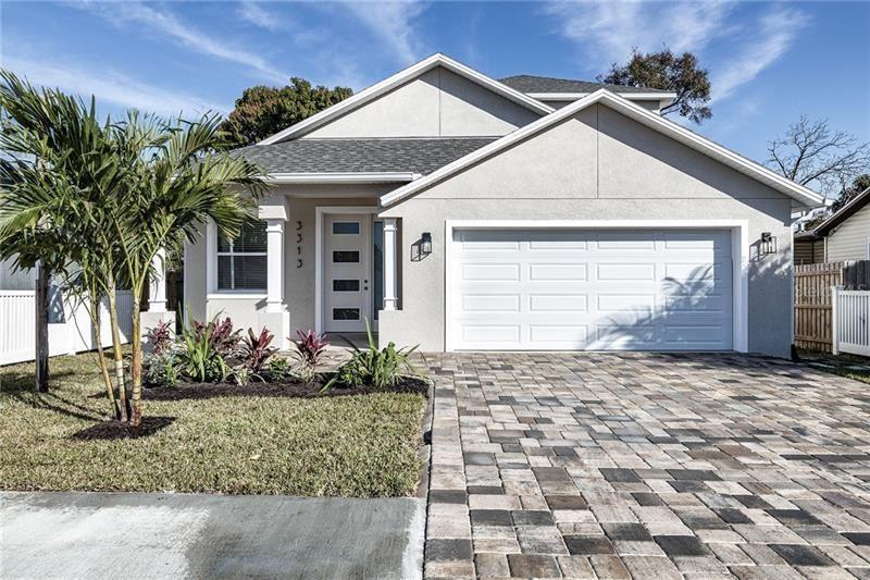 3313 W SAINT CONRAD STREET, Tampa, FL 33607 - #: U8112730