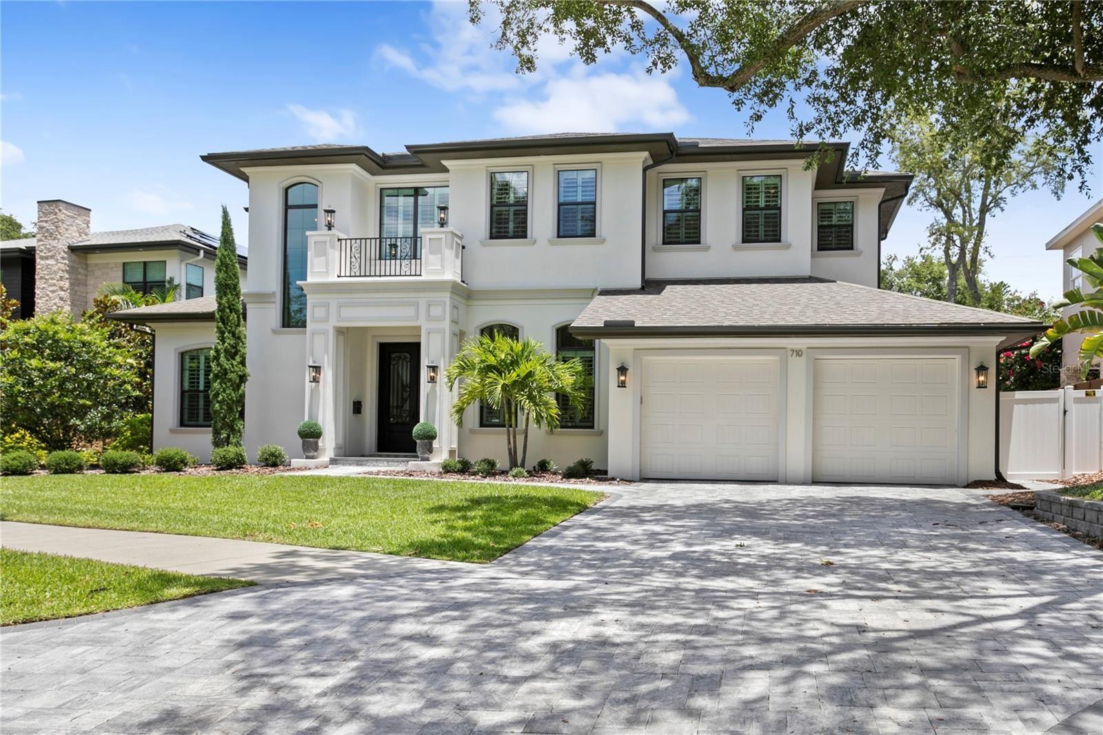 710 S BELLA VISTA STREET, Tampa, FL 33609 - MLS#: T3311731