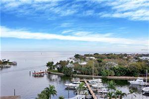 Photo of 1325 SNELL ISLE BOULEVARD NE #809, ST PETERSBURG, FL 33704 (MLS # U8034732)
