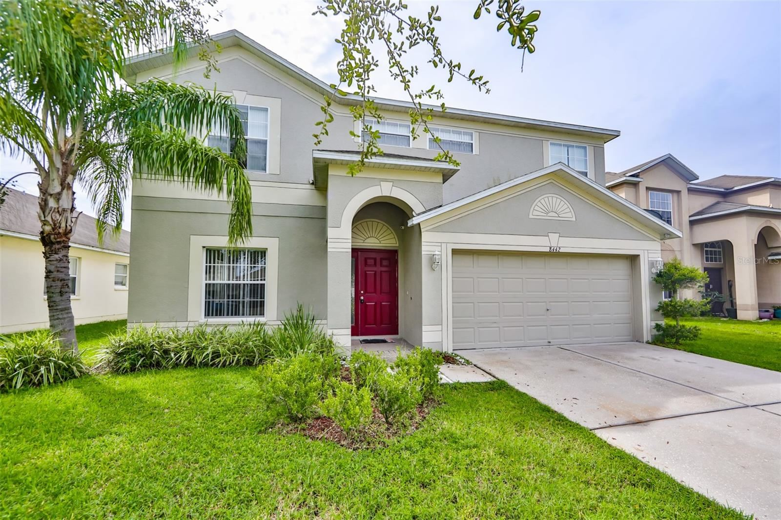 8442 CARRIAGE POINTE DRIVE, Gibsonton, FL 33534 - #: T3326732