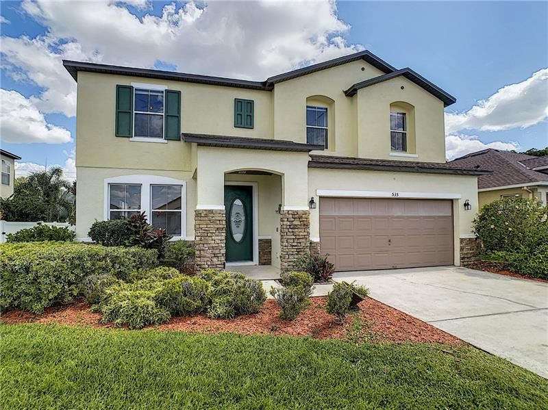 535 CASCADING CREEK LANE, Winter Garden, FL 34787 - #: O5930733