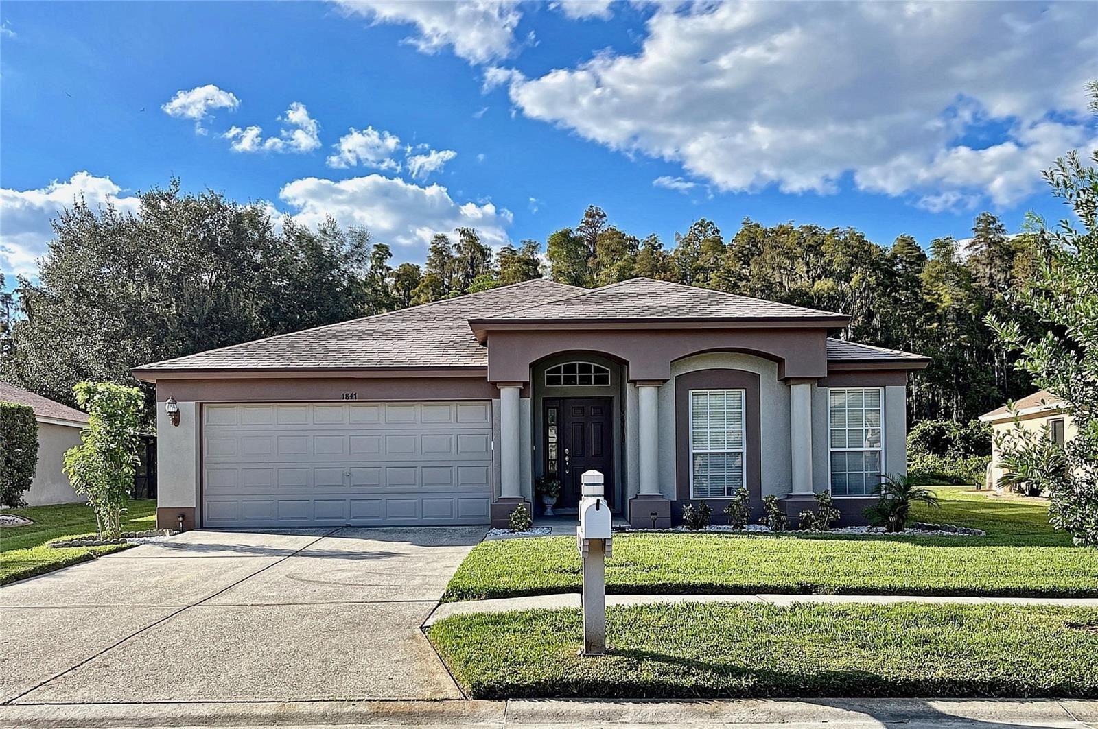 1847 RENSSELAER DRIVE, Wesley Chapel, FL 33543 - MLS#: U8140733