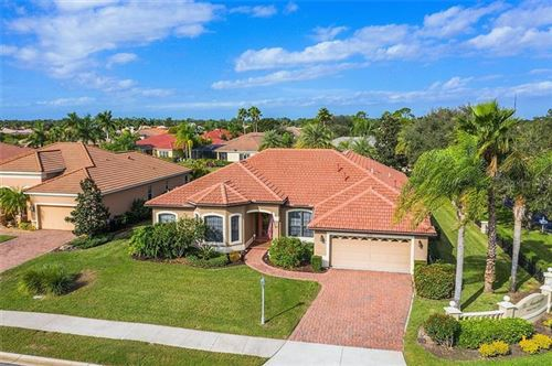 Photo of 3303 BAILEY PALM COURT, NORTH PORT, FL 34288 (MLS # C7427734)