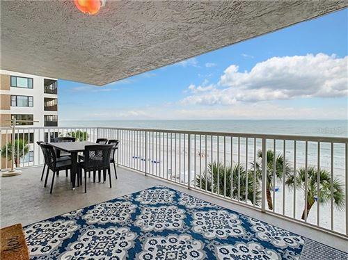 Photo of 14700 GULF BOULEVARD #302, MADEIRA BEACH, FL 33708 (MLS # T3281734)
