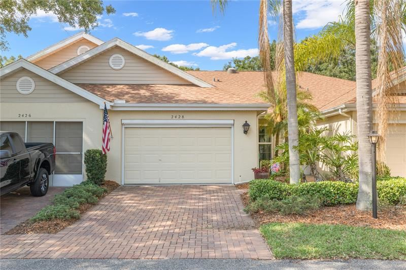 2428 NEW HAVEN CIRCLE #79, Sun City Center, FL 33573 - #: T3304734