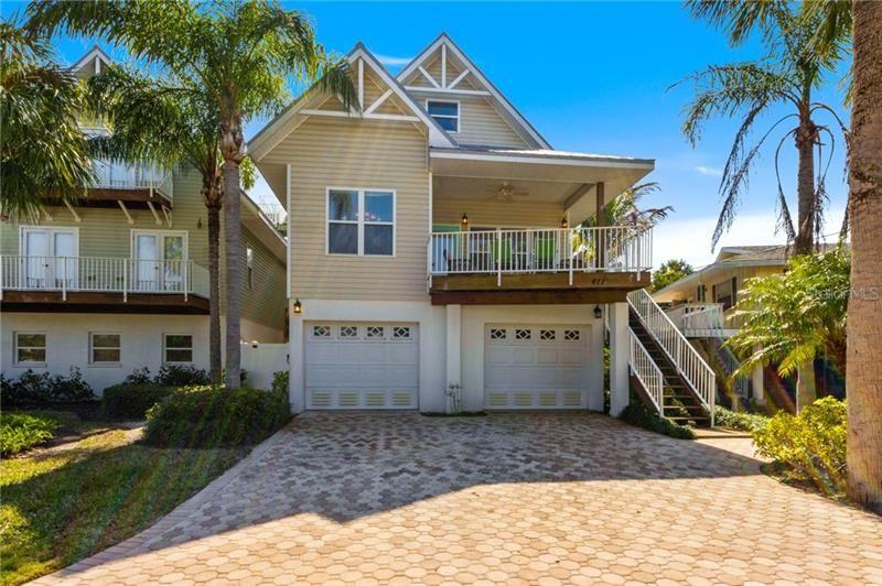 Photo for 411 80TH STREET, HOLMES BEACH, FL 34217 (MLS # A4491735)