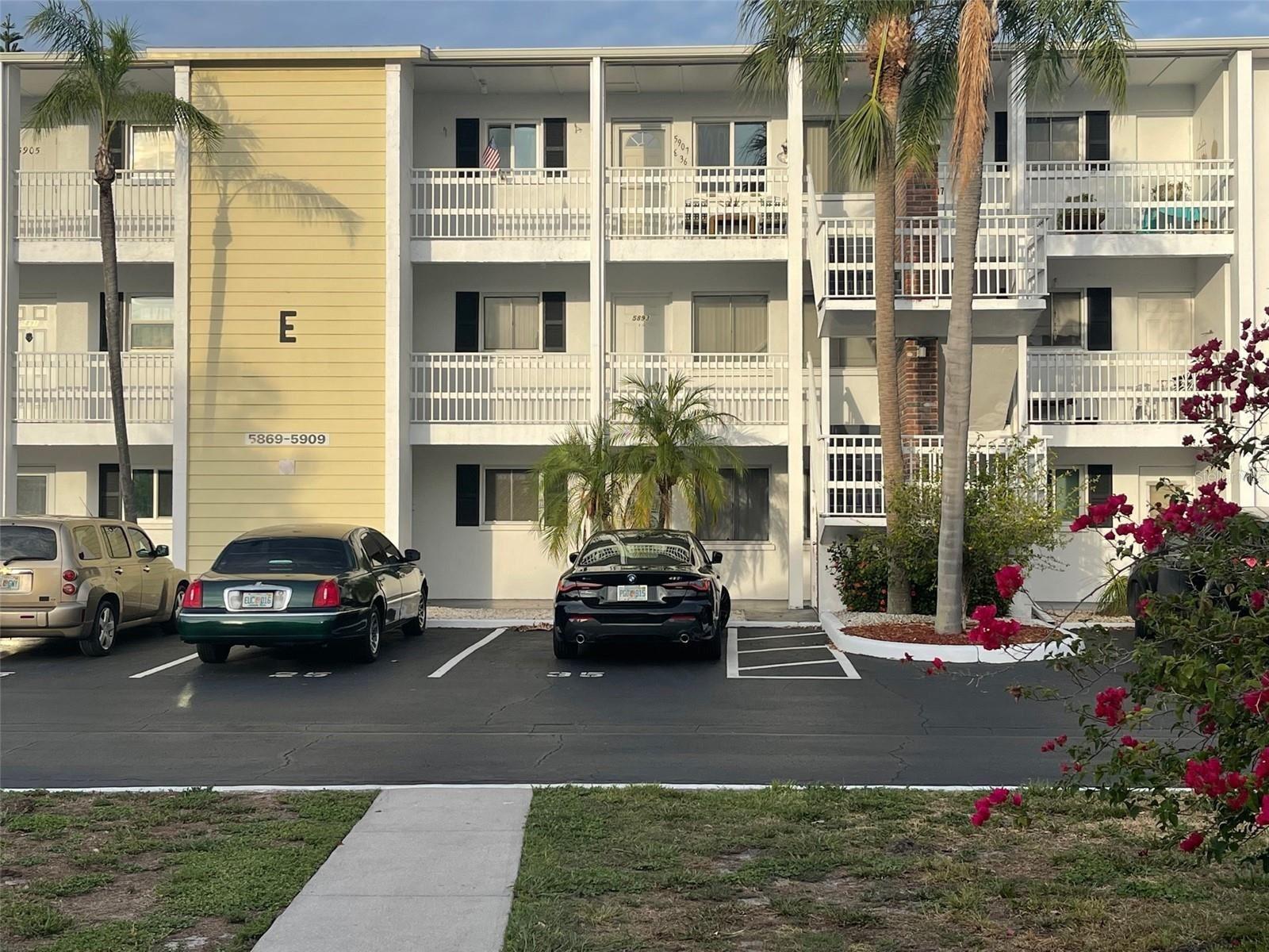 5879 TODD STREET #E6, Bradenton, FL 34207 - #: A4504735