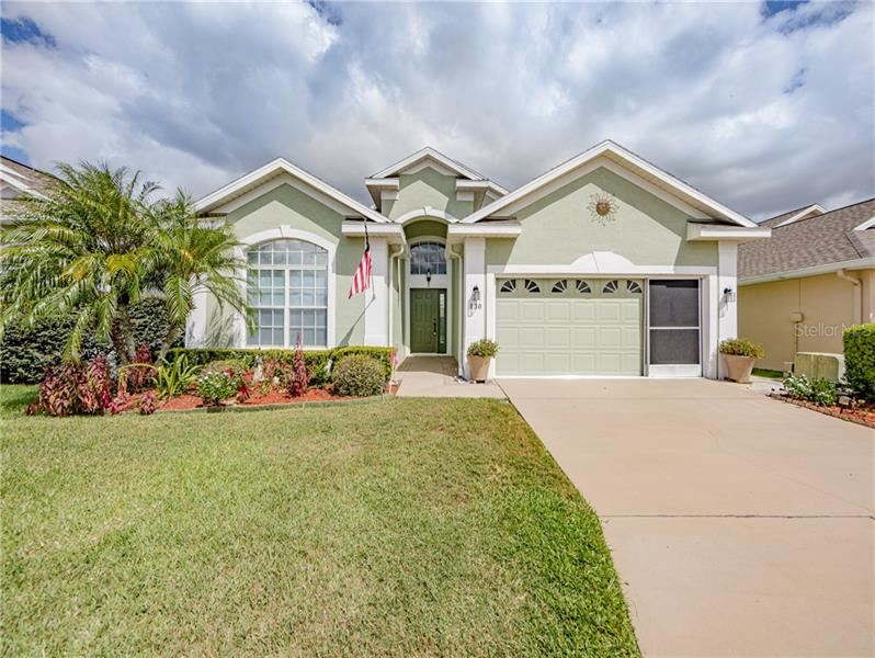 Photo of 130 FITZGERALD LANE, DAVENPORT, FL 33837 (MLS # S5022735)