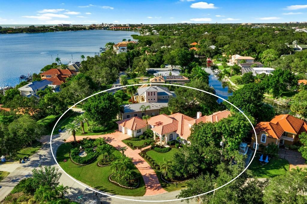 1707 CARIBBEAN DRIVE, Sarasota, FL 34231 - #: T3286735