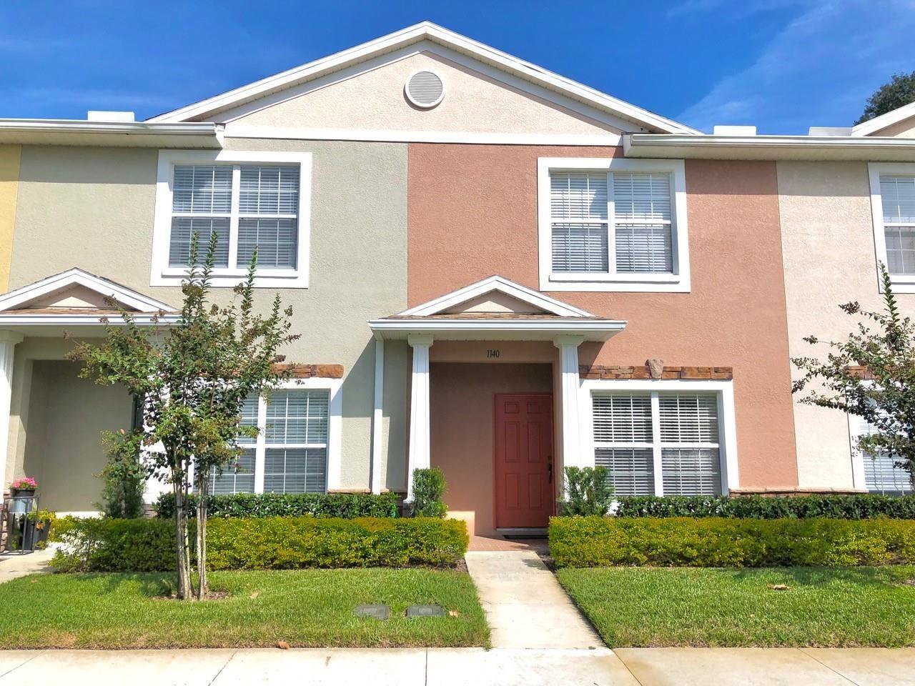 1140 HILLHURST DRIVE, Wesley Chapel, FL 33543 - MLS#: T3336735