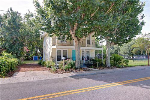 Photo of 572 WASHINGTON STREET, NEW SMYRNA BEACH, FL 32168 (MLS # V4920738)