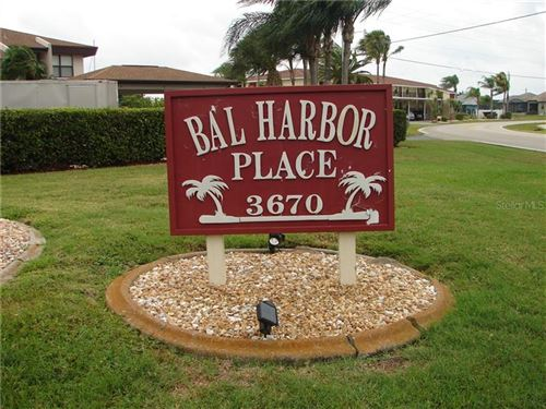 Photo of 3670 BAL HARBOR BOULEVARD #2-H, PUNTA GORDA, FL 33950 (MLS # C7437739)
