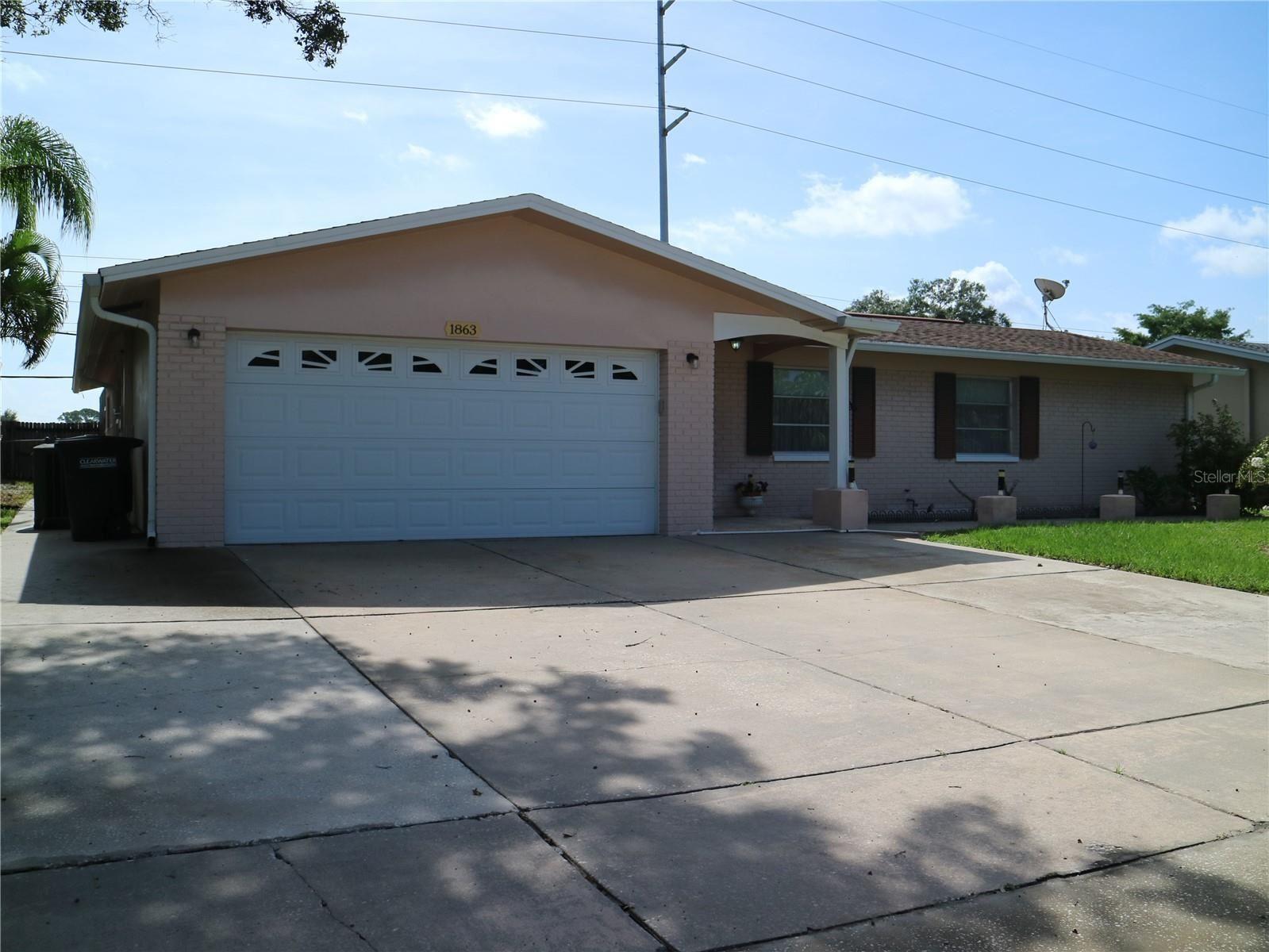 1863 ALBRIGHT DRIVE, Clearwater, FL 33765 - #: U8130739
