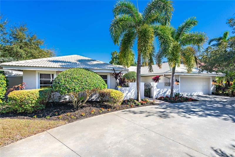 Photo of 4557 CAMINO REAL, SARASOTA, FL 34231 (MLS # A4457740)