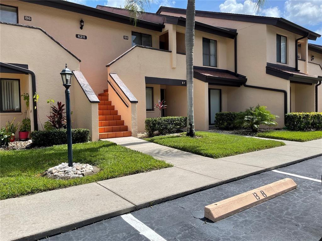 6211 TIMBER LAKE DRIVE #B8, Sarasota, FL 34243 - #: A4506740