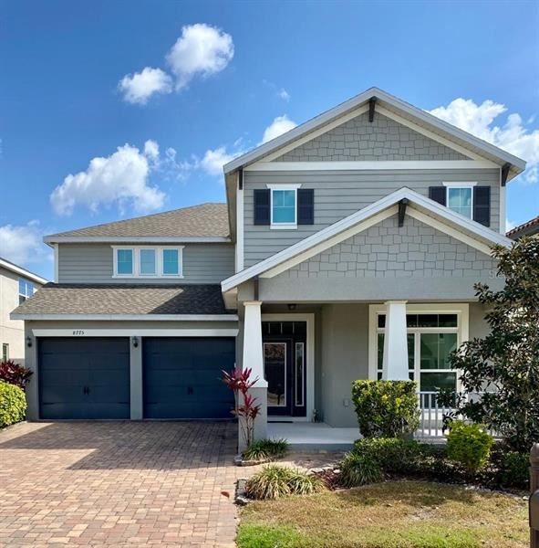 8775 LOOKOUT POINTE DRIVE, Windermere, FL 34786 - #: O5853740