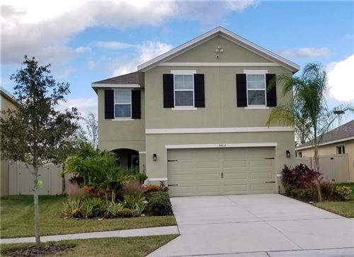 Photo of 7462 TUSCAN BAY CIRCLE, WESLEY CHAPEL, FL 33545 (MLS # U8102741)