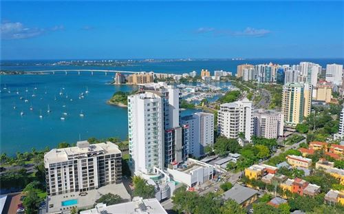 Photo of 707 S GULFSTREAM AVENUE #308, SARASOTA, FL 34236 (MLS # A4489743)