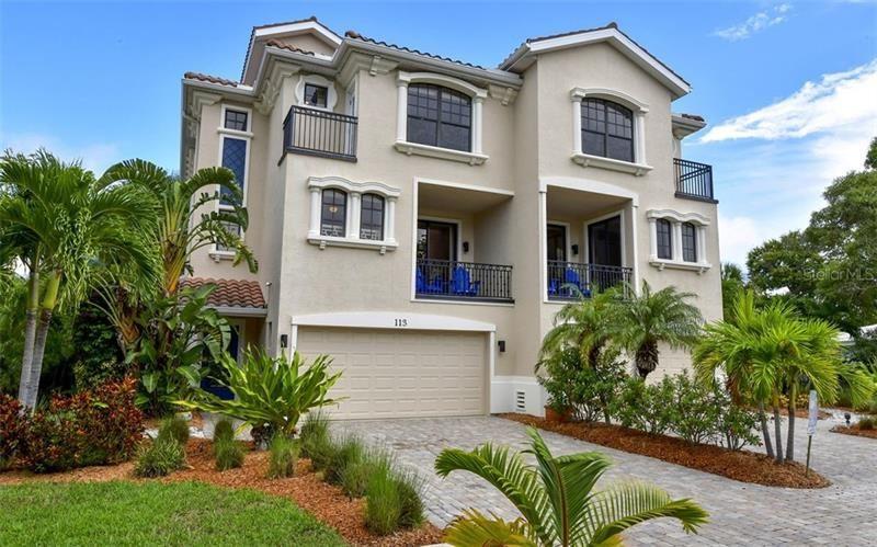 117 COLUMBUS BOULEVARD, Sarasota, FL 34242 - #: A4479743