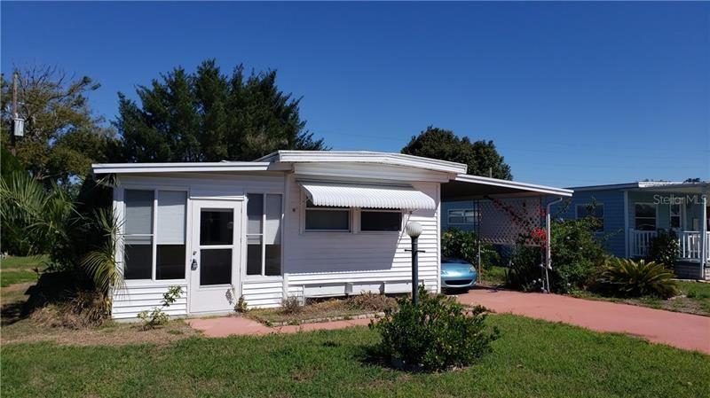 37229 SANDRA AVENUE, Zephyrhills, FL 33542 - MLS#: T3293743