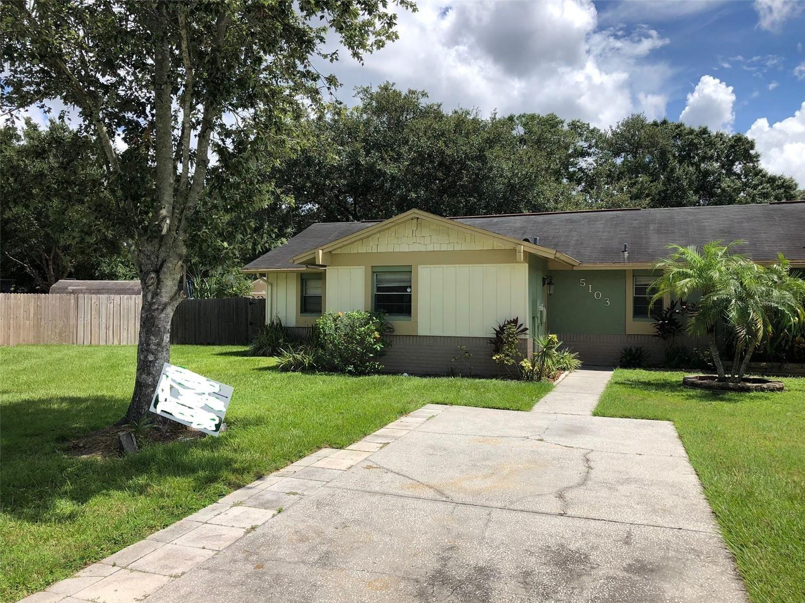 5103 LESHER COURT, Tampa, FL 33624 - MLS#: T3317743