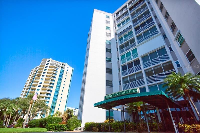 Photo of 435 S GULFSTREAM AVENUE #205, SARASOTA, FL 34236 (MLS # A4457744)