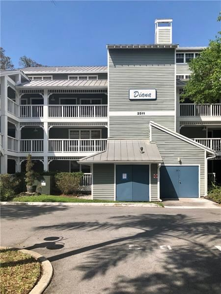 2511 DOLLY BAY DRIVE #105, Palm Harbor, FL 34684 - #: U8078744