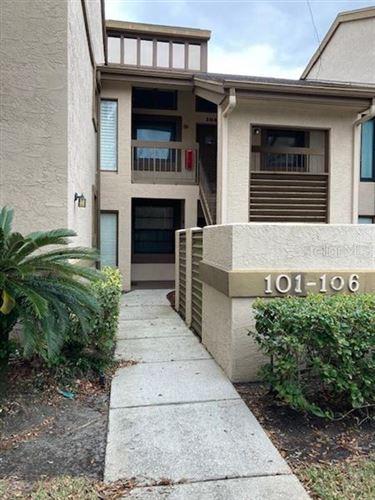 Photo of 103 LINDSAY LANE #13, OLDSMAR, FL 34677 (MLS # U8111745)