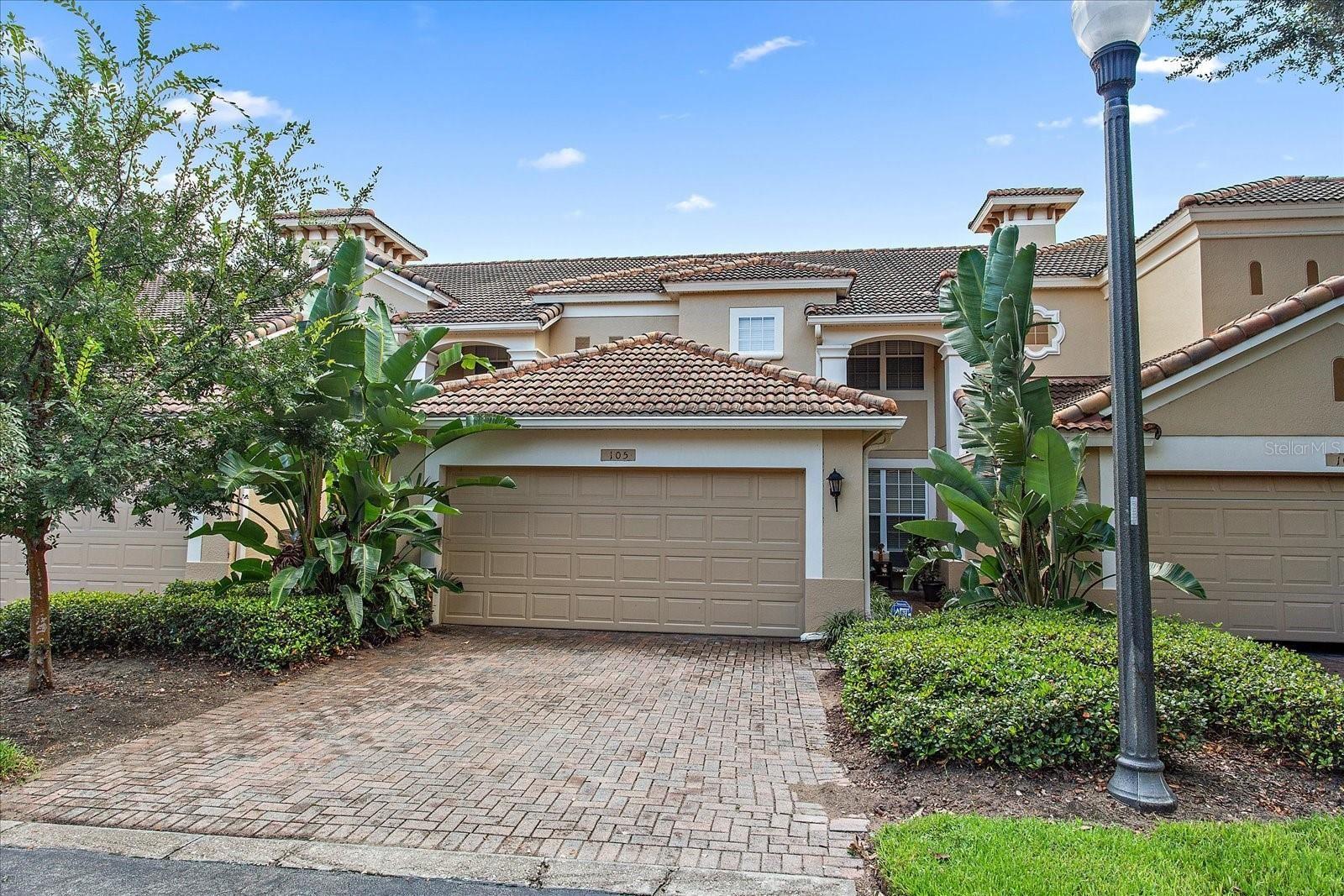 6392 MIRAMONTE DRIVE #105, Orlando, FL 32835 - #: O5960745