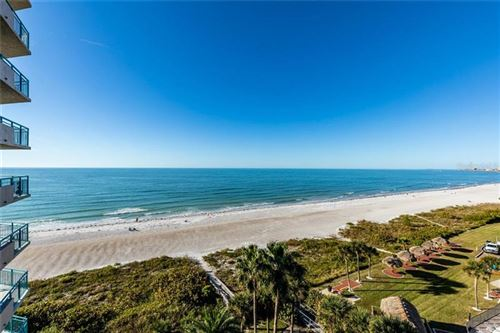 Photo of 1520 GULF BOULEVARD #704, CLEARWATER, FL 33767 (MLS # U8073746)