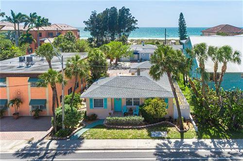 Photo of 3516 GULF BOULEVARD, ST PETE BEACH, FL 33706 (MLS # U8122750)