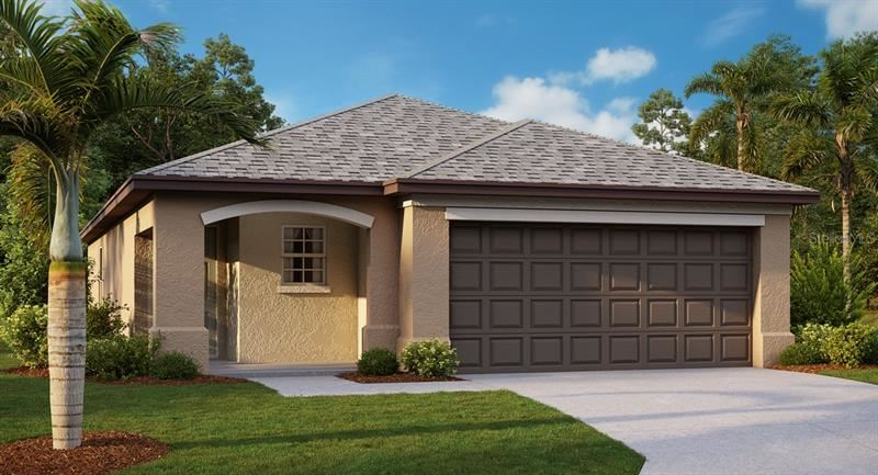 4321 UNBRIDLED SONG DRIVE, Ruskin, FL 33573 - #: T3252750
