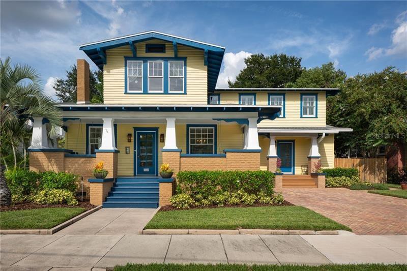 1404 S DESOTO AVENUE, Tampa, FL 33606 - MLS#: T3263750