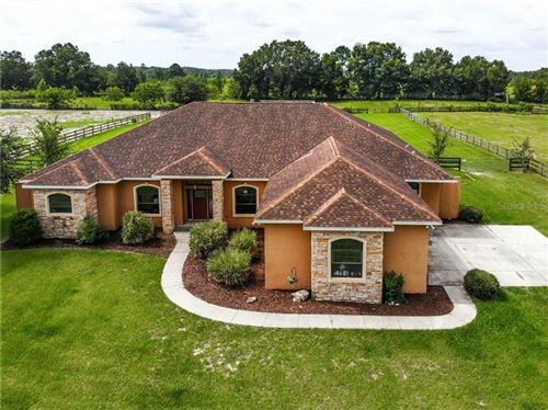Photo of 16814 W HIGHWAY 326, MORRISTON, FL 32668 (MLS # OM606751)