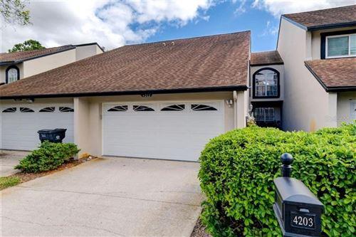 Photo of 4203 ARBORWOOD LANE, TAMPA, FL 33618 (MLS # T3271751)