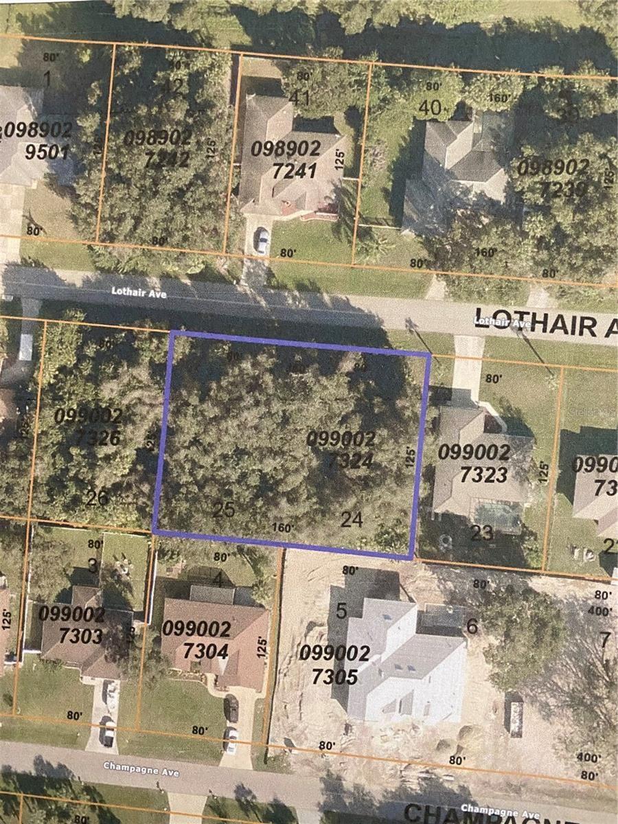 Photo of LOTHAIR AVENUE, NORTH PORT, FL 34287 (MLS # N6116751)