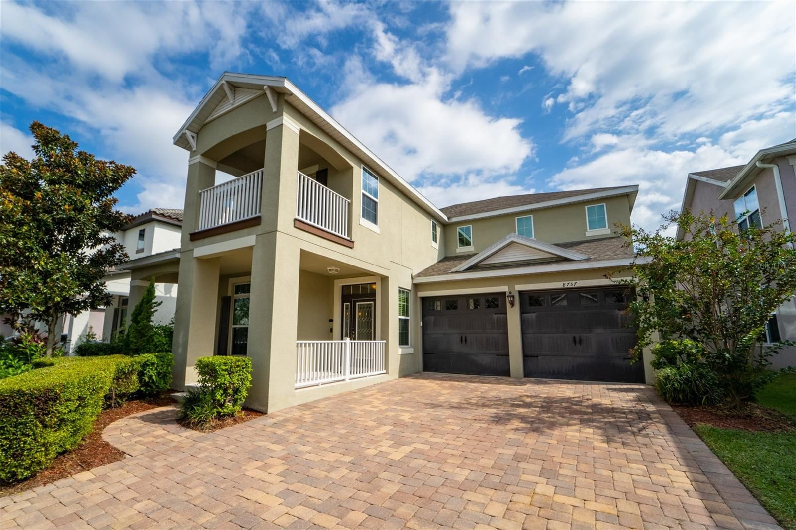 8757 LOOKOUT POINTE DRIVE, Windermere, FL 34786 - #: O5975751