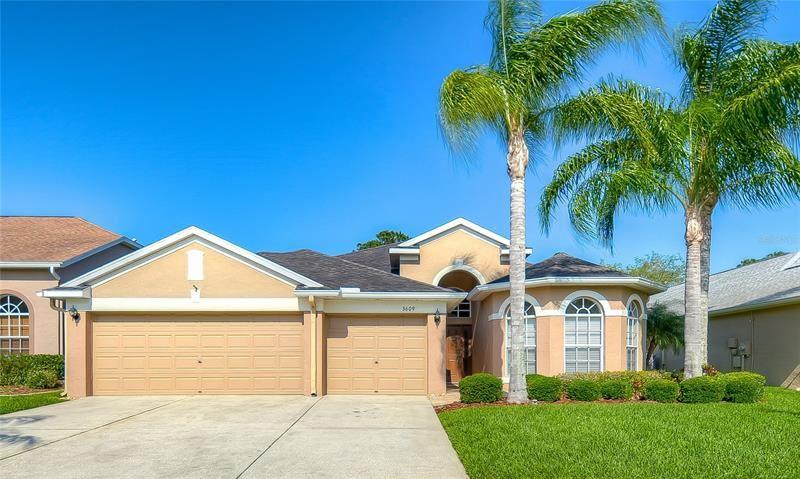 3609 MORGANS BLUFF COURT, Land O Lakes, FL 34639 - MLS#: T3304751