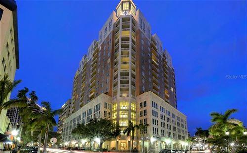 Photo of 1350 MAIN STREET #1601, SARASOTA, FL 34236 (MLS # A4478753)