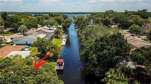 Photo of 3100 N CANAL DRIVE, PALM HARBOR, FL 34684 (MLS # U8084753)